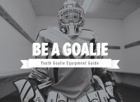 Be A Goalie