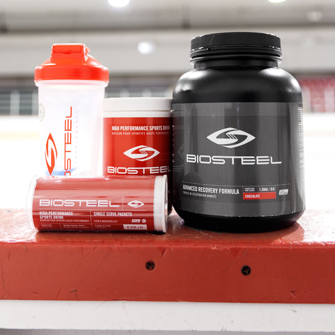 Biosteel Supplement Collection